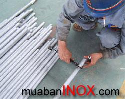 Ống Inox 304 , Ong Inox 304,  Ống CN, hàn Ø 19 mm. 6m