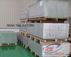 Nhôm Tấm.A1050- A5052  1,2mm- 3mm.  1,5m_3m